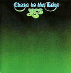 Yes - Close to the edge - album cover