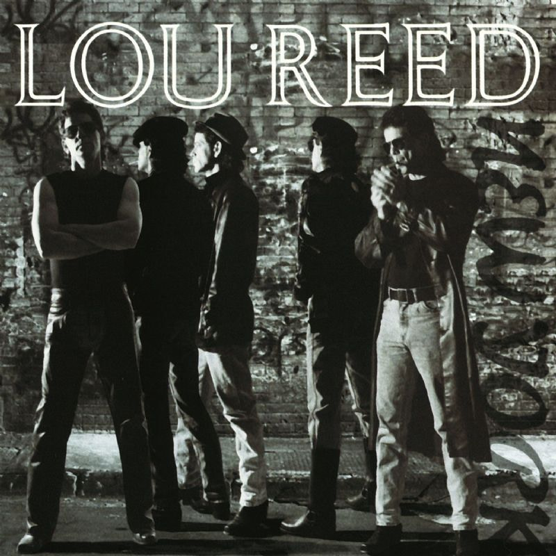 Lou Reed - New York (album cover)
