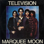 cover Television - Marquee Moon (1977)