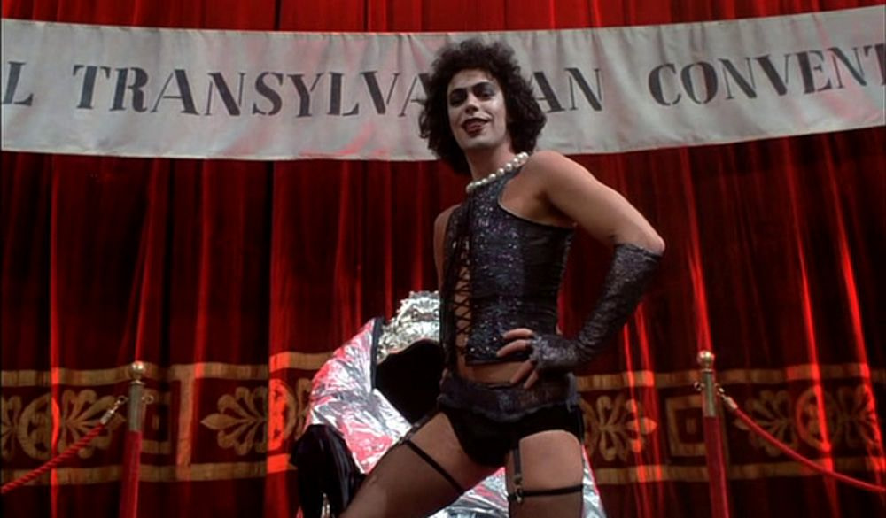 Frank-N-Furter - The rocky horror picture show